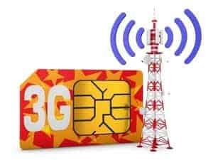 Godt signal på mobil